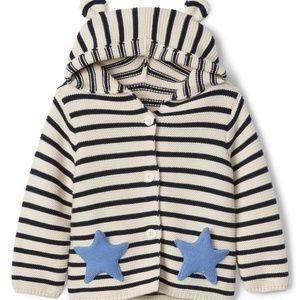 GAP Garter hoodie